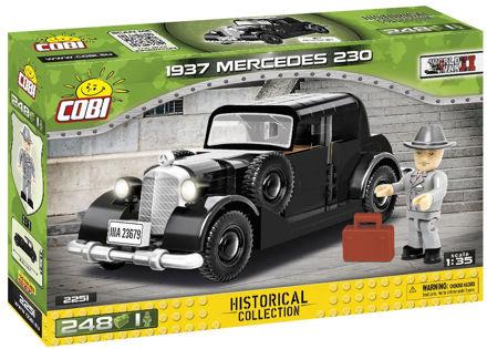 WWII COBI-2251 - 1937 Mercedes 230