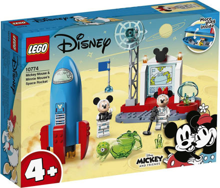 LEGO Mickey and Friends 10774 Mickey Mouse og Minnie Mouses rumraket