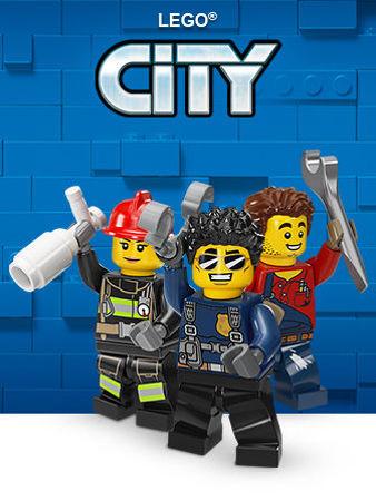 Bild för kategori LEGO City
