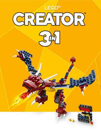Bild för kategori LEGO Creator