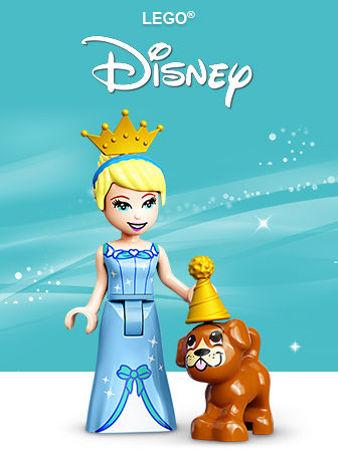 Bild för kategori LEGO Disney