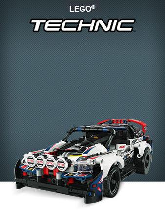 Bild för kategori LEGO Technic