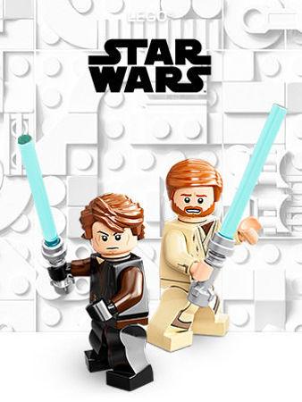 Bild för kategori LEGO Star Wars