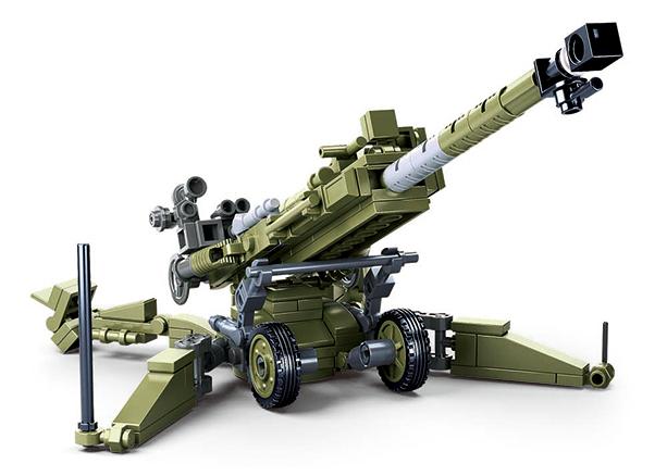 Sluban M38-B0890 - M777 Howitzer