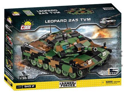 Cobi Armed Forces 2620 Leopard 2A5 TVM