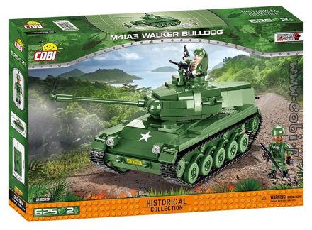 COBI 2239 - M41A3 Walker Bulldog - Vietnam War