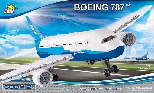 Billede af Cobi Boeing 26600 - Boeing 787 Dreamliner