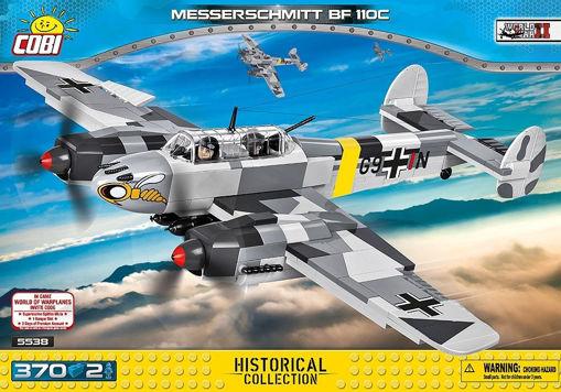 Billede af Cobi Small Army WW2 5538 - Messerschmitt Bf 110C