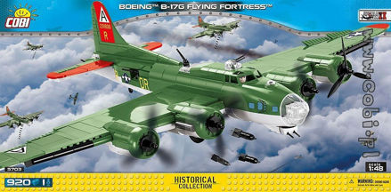Picture of Cobi Small Army WW2 5703- Boeing B-17G Flying Fortress
