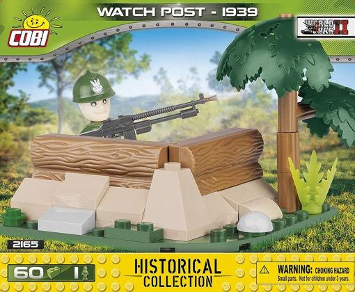 Bild på Cobi Small Army 2165 - Watch post