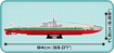 Picture of Cobi WWII 4808 Submarine ORP Orzel