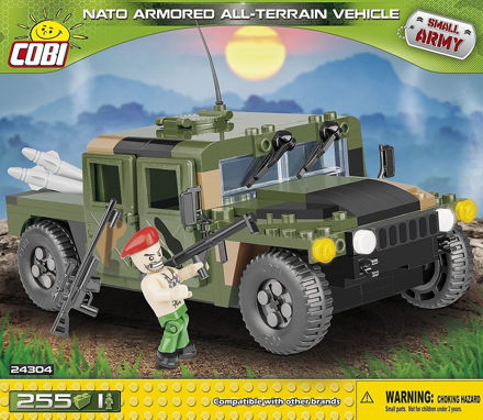 Bild på Cobi 24304 - NATO Armored ALL-Terrain Vehicle