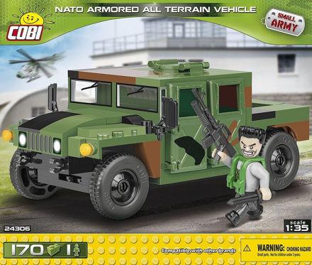 Bild på Cobi 24306 - NATO Armored ALL Terrain Vehicle