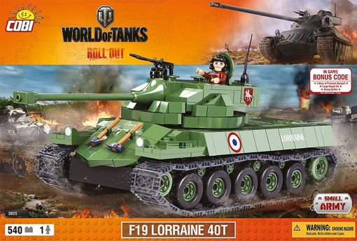 Bild på COBI F19 Lorraine 40T