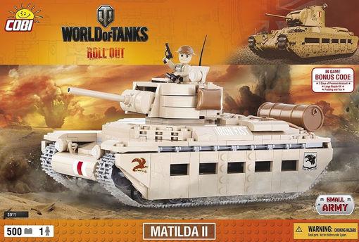 Billede af COBI Matilda II