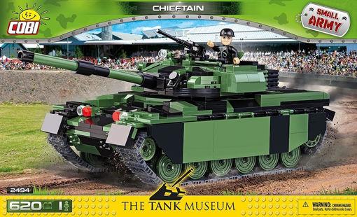 Bild på Cobi Small Army 2494 Chieftain
