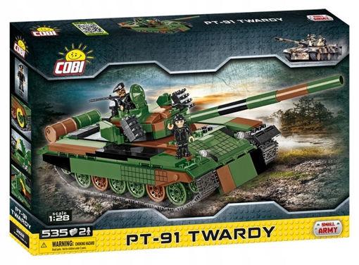 Bild på Cobi small army 2612- PT-91 Twardy