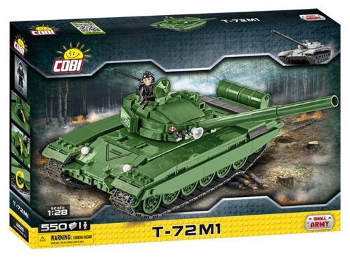 Picture of Cobi Small Army 2615 T72-M1