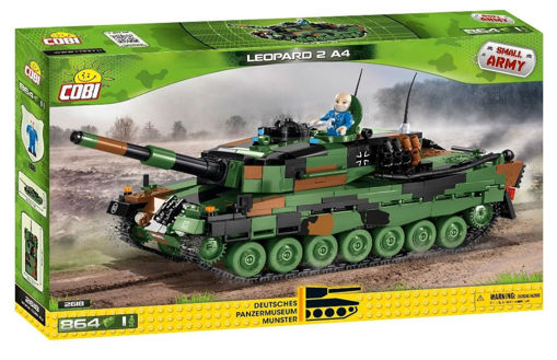 Picture of Cobi Small Army 2618 Leopard 2A4