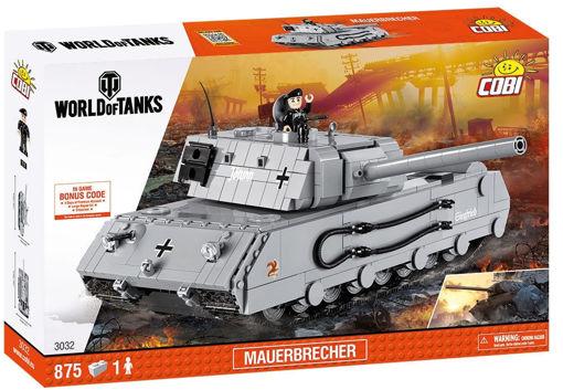 Billede af Cobi World of Tanks 3032 Mauerbrecher