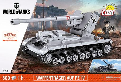 Billede af Cobi World of Tanks 3033 Waffentrager Auf PZ.IV