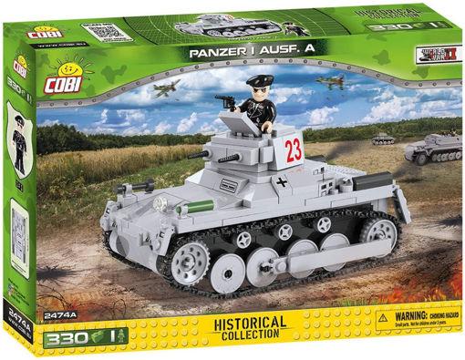 Picture of Cobi WW2 2474 - Panzer I Ausf.A