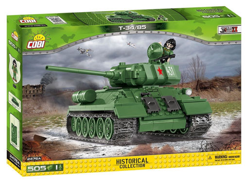 Picture of Cobi WW2 2476A - T-34/85
