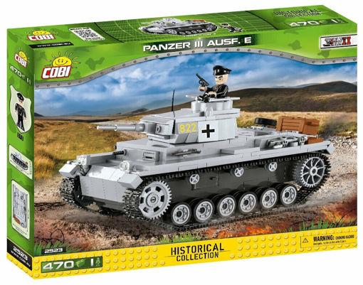 Billede af Cobi WW2 2523 - Panzer III Ausf.E.