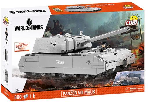 Billede af COBI-3024 Panzer VIII Maus