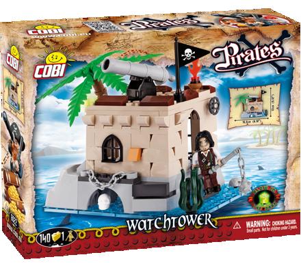 Bild von Cobi 6022 Pirates Watchtower