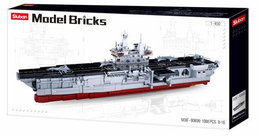 Bild på Sluban M38-B0699 Aircraft carrier