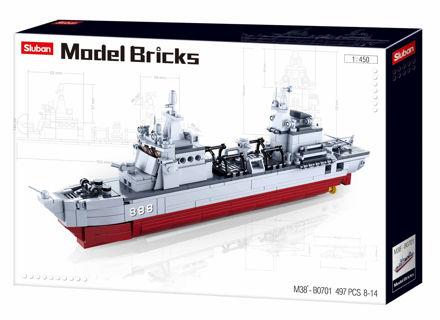 Billede af Sluban M38-B0701 Supply ship