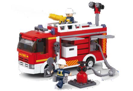 Billede af Sluban brandsprøjte, FireConventional Pumper M38-B0626