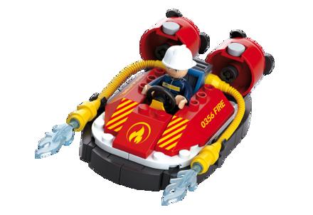 Billede af Sluban FIRE luftpudebåd, Hovercraft M38-B0622B