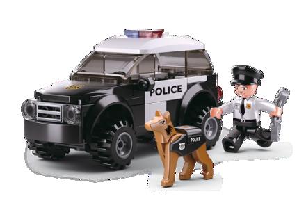 Bild på Politi hundepatrulje, Sluban K9 Unit