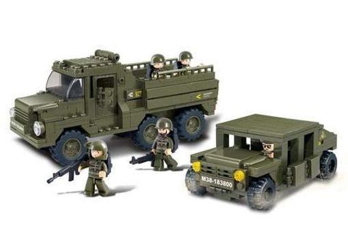 Bild på Army Ranger,Sluban Army Ranger M38-B0306