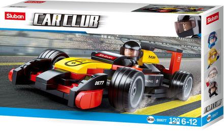 Bild på Sluban CarClub Race Car M38-B0677