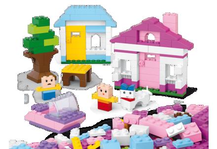 Bild på Sluban Basic Building Bricks 415 pcs M38-B0503