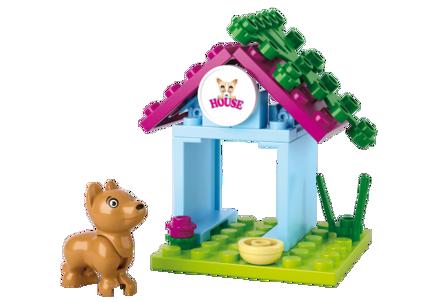 Billede af Hundehus, Sluban Doghouse M38-B0513