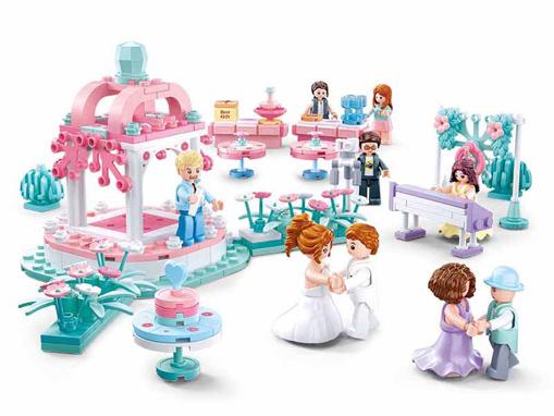 Bild på Sluban - Wedding party M38-B0768
