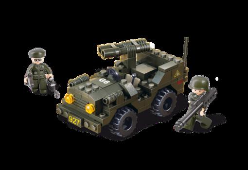 Picture of Jeep, Sluban Jeep M38-B5800
