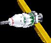Bild på Sluban M38-B0731A Satelitte A