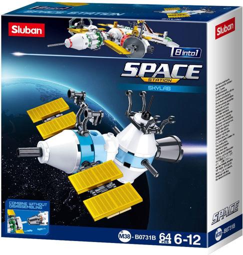 Picture of Sluban M38-B0731B Satelitte B