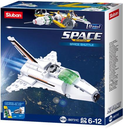 Bild von Sluban M38-B0731C Spaceship
