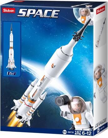 Bild von Sluban M38-B0735 Space Rocket
