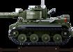 Billede af Sluban M38-0686 BT7 Cavalry Tank