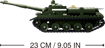 Billede af Sluban M38-0687 SU-85 Tank Destroyer