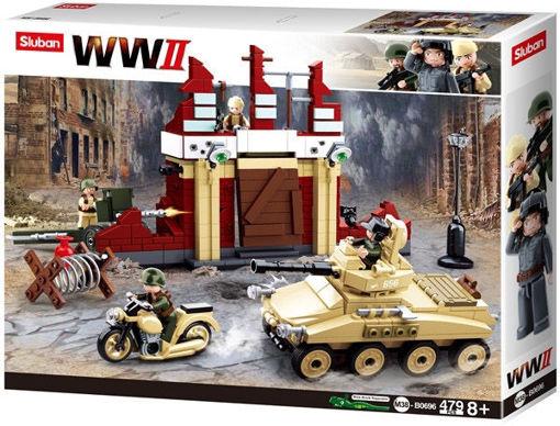 Picture of Sluban M38-0696 Slaget om Stalingrad