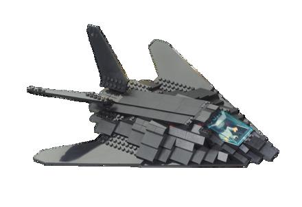 Bild von Bombefly, Sluban Attack Aircraft M38-B0108