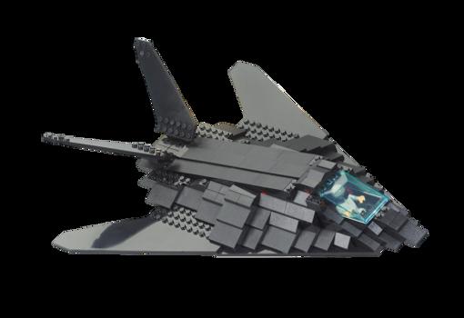 Bild på Bombefly, Sluban Attack Aircraft M38-B0108